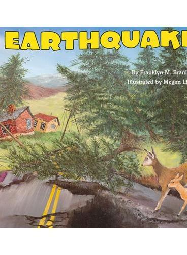 Earthquakes (reillustrated) (Let's Read and Find Out)  自然科学启蒙2:地震ISBN9780064451888