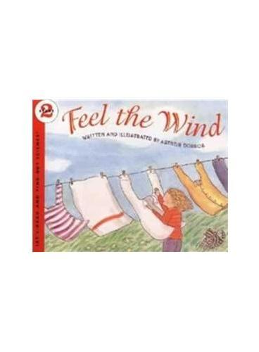 Feel the Wind (Let's Read and Find Out)  自然科学启蒙2:感受风儿ISBN9780064450959