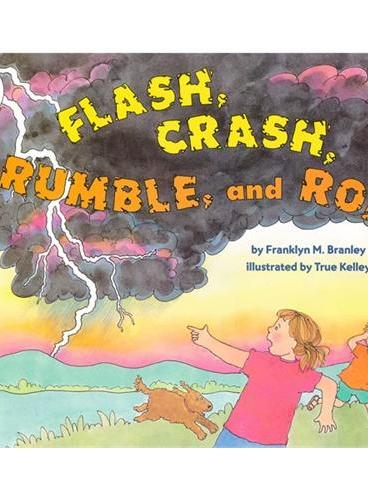 Flash, Crash, Rumble, and Roll (Let's Read and Find Out)  自然科学启蒙2:电闪雷鸣ISBN9780064451796