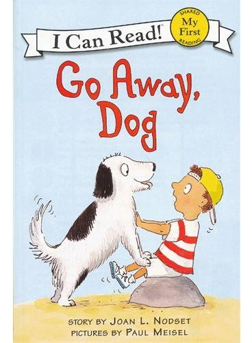 Go Away, Dog走开,小狗(I Can Read,My Fist Level)ISBN9780064442312