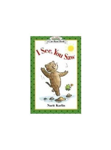 I See, You Saw我看到了,你也看到了(I Can Read,My Fist Level)ISBN9780064442497