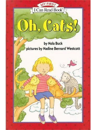 Oh, Cats!哦,猫咪们!(I Can Read,My Fist Level)ISBN9780064442404