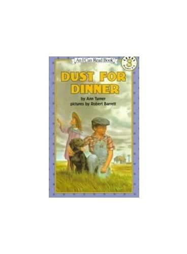 Dust for Dinner尘暴过后(I Can Read,Level 3)ISBN9780064442251