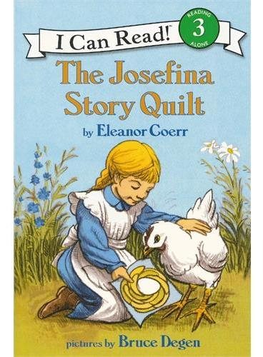 Josefina Story Quilt, The何塞菲娜故事录(I Can Read,Level 3)ISBN9780064441292