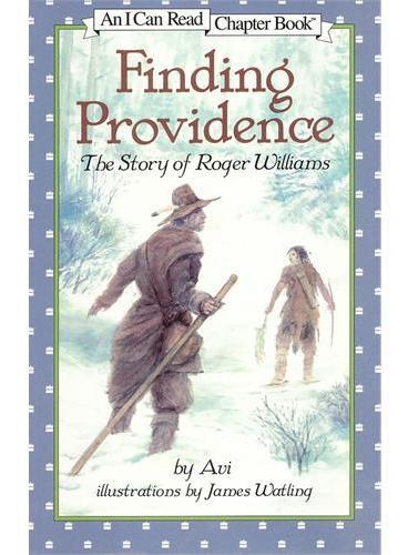 Finding Providence寻找天命(I Can Read,Level 4)ISBN9780064442169