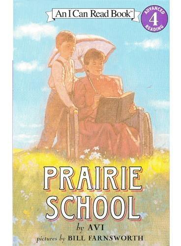 Prairie School草原学校(I Can Read,Level 4)ISBN9780060513184