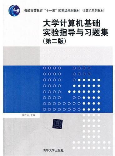 大学计算机基础实验指导与习题集(第二版)(计算机系列教材)