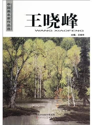 中国画名家作品选 王晓峰