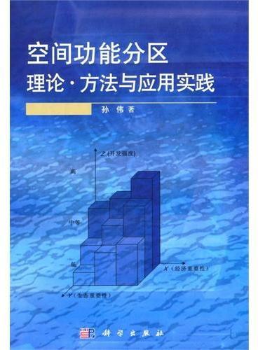 空间功能分区理论、方法与应用实践