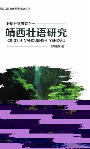 靖西壮语研究
