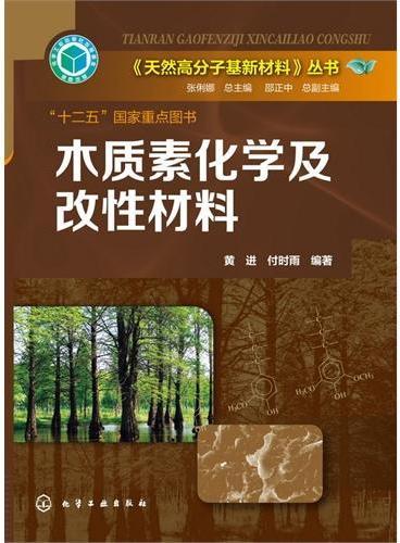 天然高分子基新材料丛书--木质素化学及改性材料