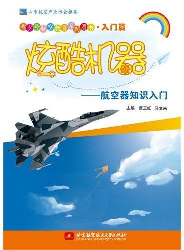 炫酷机器——航空器知识入门(青少年航空教育系列图书·入门篇)