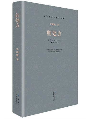 现当代长篇小说经典系列:红处方(近百年中国最具华彩长篇小说,影响数代人精神生活的经典之作)