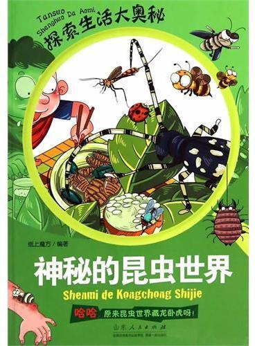 探索生活大奥秘·神秘的昆虫世界