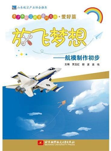 放飞梦想——航模制作初步(青少年航空教育系列图书·爱好篇)
