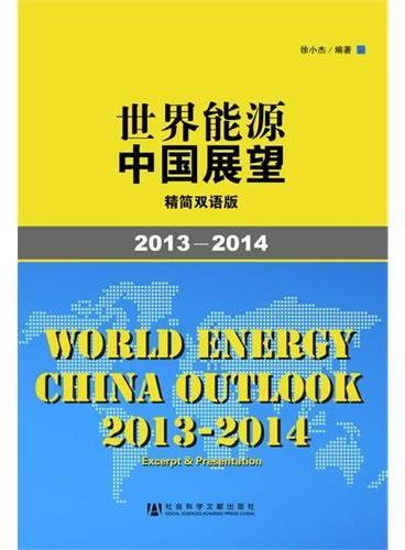 世界能源中国展望(2013-2014) (精简双语版)