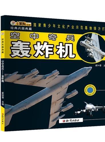 经典兵器典藏 空中奇兵——轰炸机