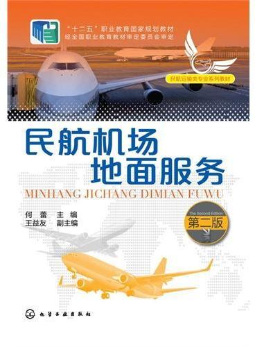 民航机场地面服务(何蕾)(第二版)