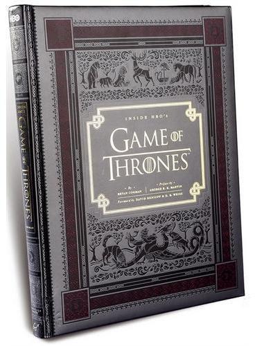 HBO权力的游戏官方指南:幕后及艺术设定 卷1