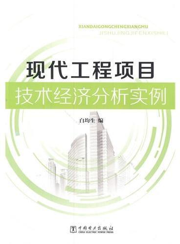 现代工程项目技术经济分析实例