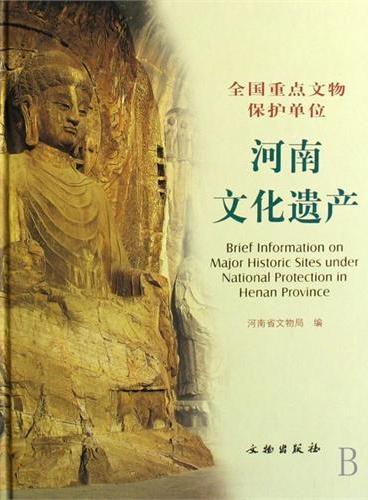 河南文化遗产-全国重点文物保护单位(精)