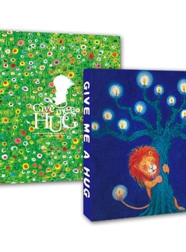幾米笔记本-爱写爱画之月亮(正版授权幾米笔记本《拥抱》系列。礼盒装,附赠精巧随记本2本及贴纸1张)