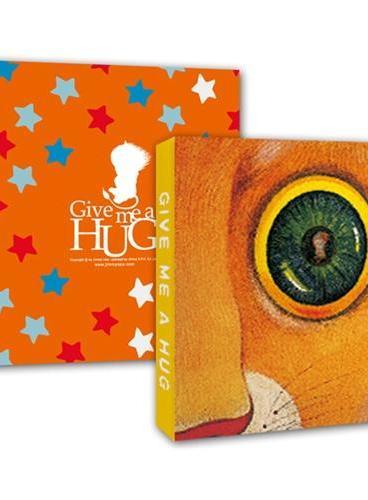 幾米笔记本-爱写爱画之星星(正版授权幾米笔记本《拥抱》系列。礼盒装,附赠精巧随记本2本及贴纸1张)