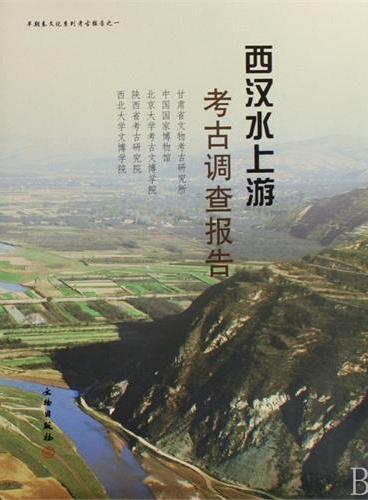 西汉水上游考古调查报告(精)