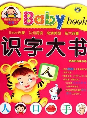 Baby大书--认字大书