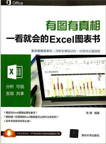 有图有真相:一看就会的Excel图表书