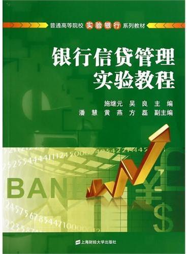 银行信贷管理实验教程