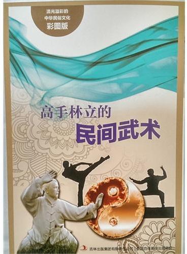流光溢彩的中华民俗文化(彩图版)《高手林立的民间武术》
