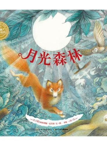 海豚绘本花园:月光森林(平装)