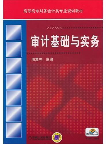 审计基础与实务(高职高专财务会计类专业规划教材)