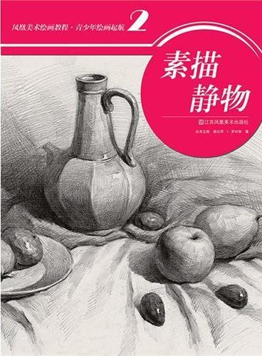 凤凰美术绘画教程.青少年绘画起航(2)-素描静物