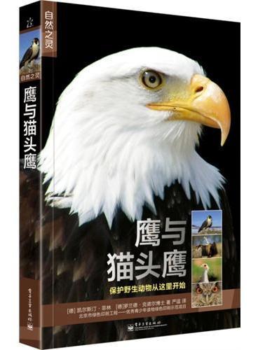 自然之灵 鹰与猫头鹰(全彩)