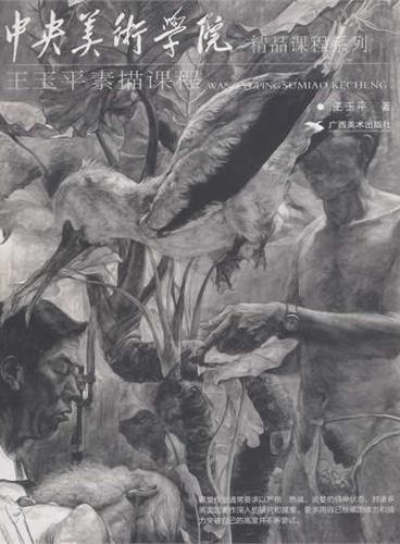 中央美术学院精品课程系列:王玉平素描课程