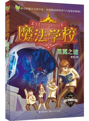 魔法学校:黑翼之谜(热销海峡两岸,累计百万余册!比《查理九世》更好玩,更激动人心;比《哈利?波特》更适合中国儿童阅读的魔幻小说!)