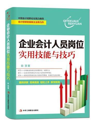 企业会计人员岗位实用技能与技巧