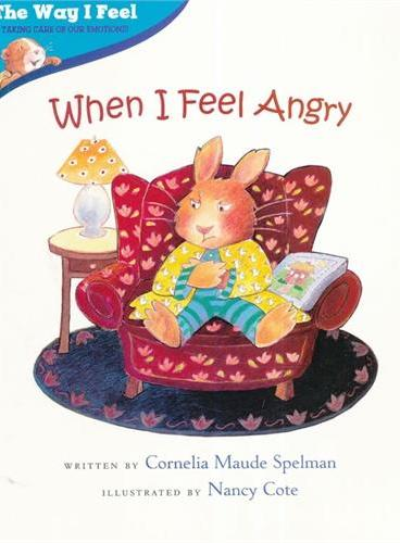 When I Feel Angry(Way I Feel Books)我的感觉系列:我好生气ISBN9780807588970