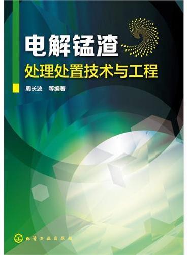 电解锰渣处理处置技术与工程