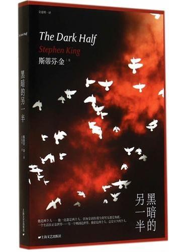 黑暗的另一半(斯蒂芬·金小说系列)