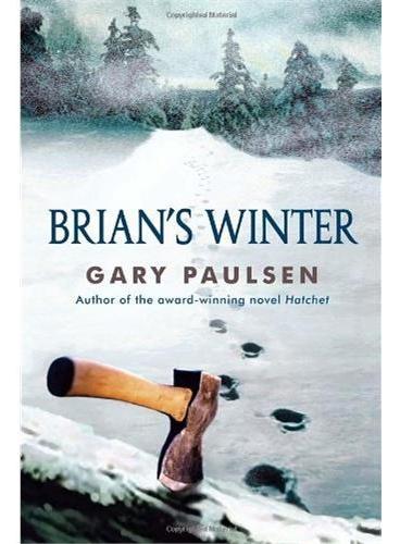 Brian's Winter [Paperback]手斧男孩3:一个人的冬天ISBN9780307929587