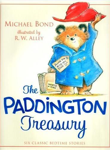 Paddington Treasury with Audio CD