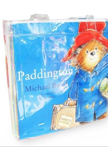 Paddington picture book bag