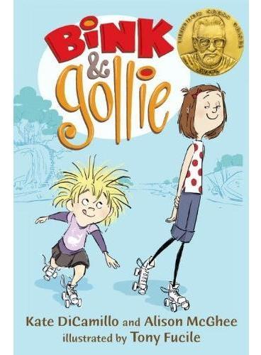 Bink and Gollie 宾可和格里(苏斯奖)ISBN9780763659547