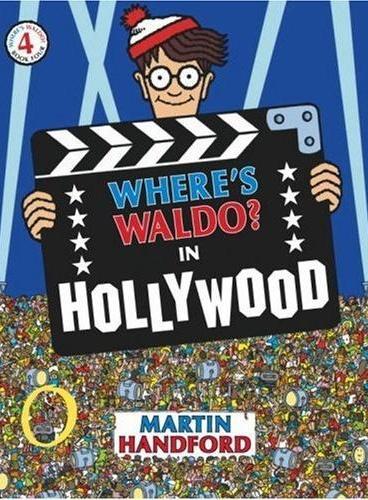 Where's Waldo? In Hollywood 威利在哪里?梦幻的电影之国好莱坞ISBN9780763635015