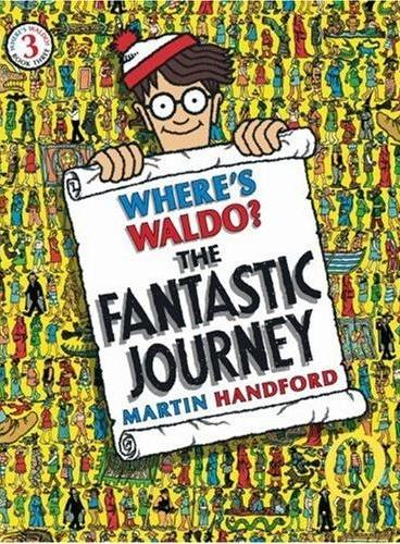 Where's Waldo? The Fantastic Journey威利在哪里?神秘的魔法王国ISBN9780763635008