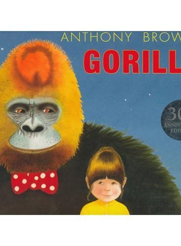Gorilla大猩猩(荣获凯特格林纳威奖)ISBN9780763673666