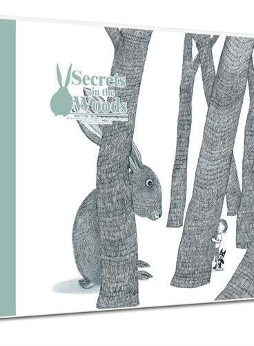 幾米笔记本-幻想(正版授权幾米精装笔记本《森林里的秘密》系列)